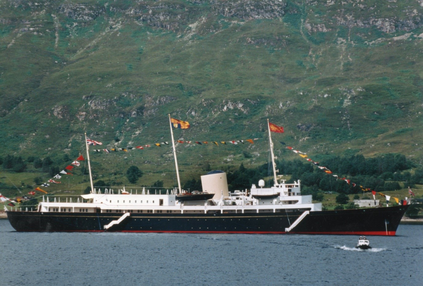 Image of Royal Yacht Brittania