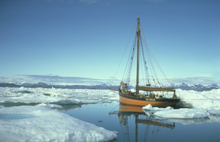 Image of Yacht Sea Breeze in the Arctic